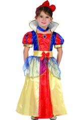 Disfraz Princesa Del Bosque Bebé Talla S