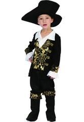 imagen Disfraz Pirata Bebé Talla M