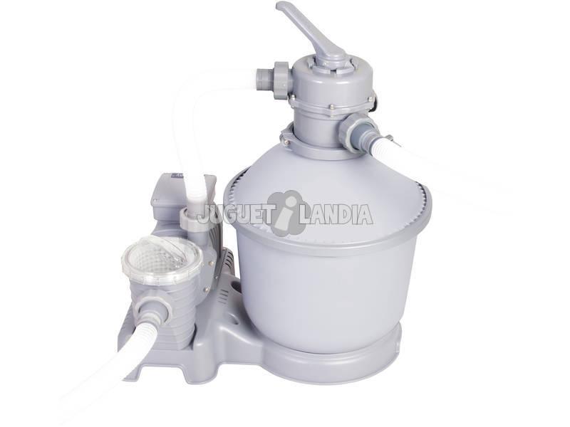 Depuratore Bestway 58257 filtro sabbia da 3.785 L/h