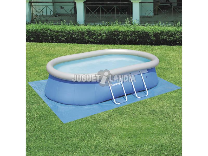 acheter piscine hors sol 488x305x107 cm bestway 56269 juguetilandia. Black Bedroom Furniture Sets. Home Design Ideas
