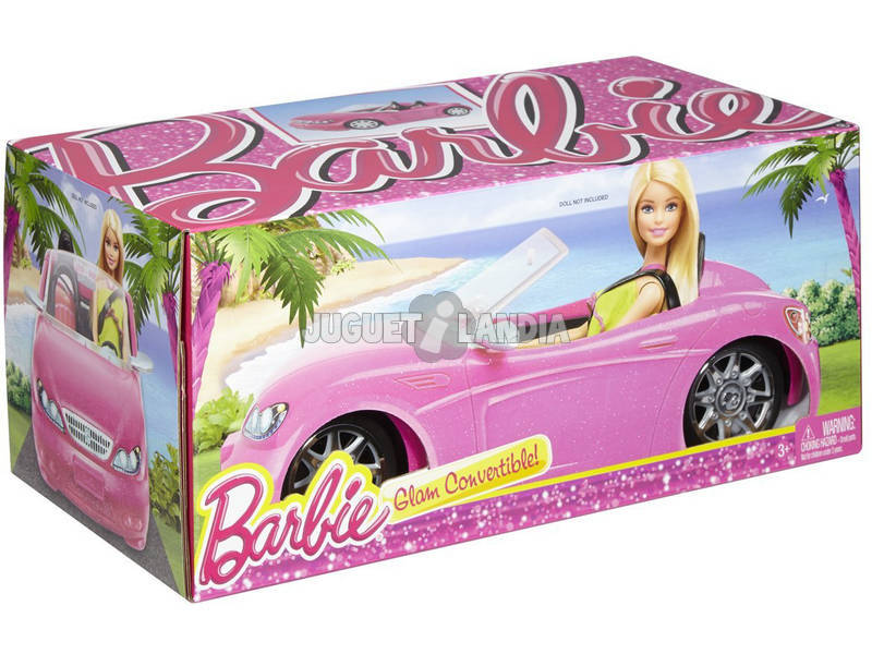Barbie Coche Descapotable