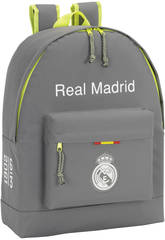 Day Pack Real Madrid Grey