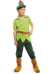 Costume Bimbo S Peter Pan