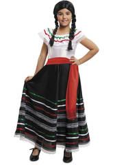 Disfraz Niña L Mejicana
