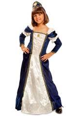 Disfraz Niña XL Dama Medieval