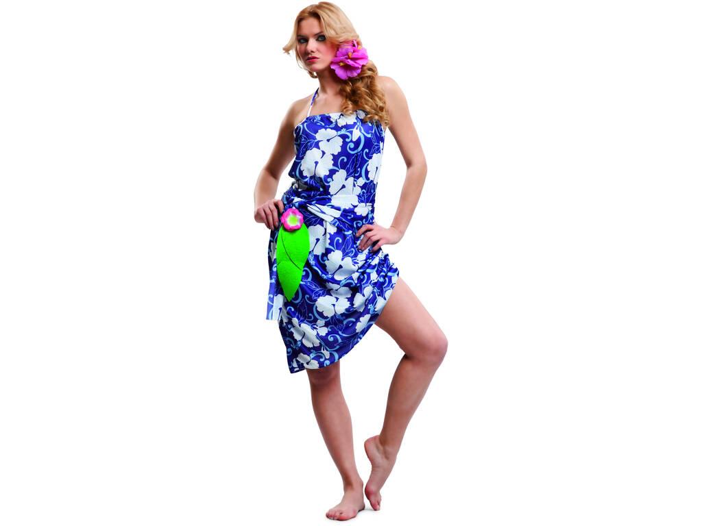 Disfraz Mujer S Princesa Hawaiana
