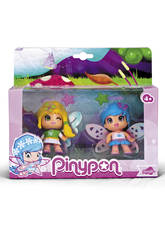 PINYPON Figure Fatine 9 cm Famosa 700013365