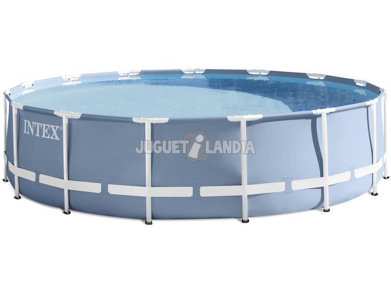 acheter piscine hors sol prism frame 305x76cm intex 28702. Black Bedroom Furniture Sets. Home Design Ideas