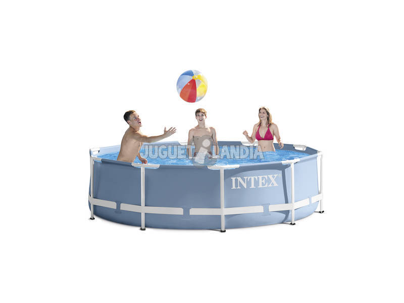 Piscina fuori terra prism frame 305x76 cm intex 28702 for Comprare piscina fuori terra