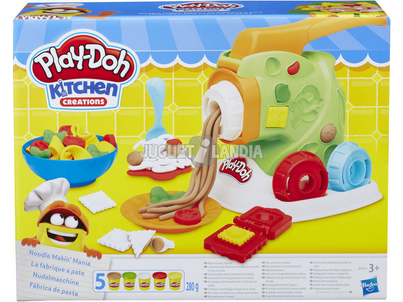 Manualidades Play - Doh Massa Mania HASBRO B9013