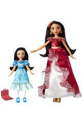 Elena de Avalor Y Princesa Isabel