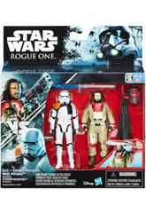 Star Wars Rogue One Figurine de Luxe 9 cm.