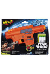 Star Wars Rogue One Capitan Cassian Blaster