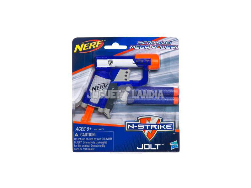 acheter nerf strike elite jolt juguetilandia. Black Bedroom Furniture Sets. Home Design Ideas