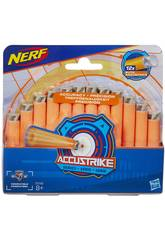 Nerf Elite 12 Fléchettes Accustrike