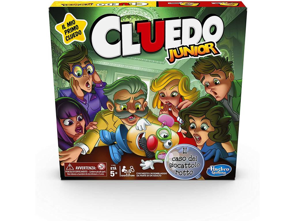 Juego de Mesa Cluedo Junior HASBRO GAMING C1293