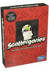 Scattergories Hasbro C1941