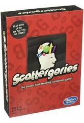 Scattergories Juego de Mesa Hasbro C1941