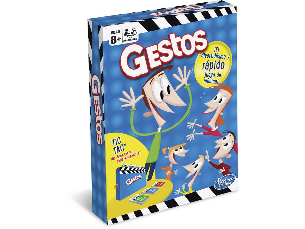 Juego Mesa Gestos HASBRO GAMING B0638