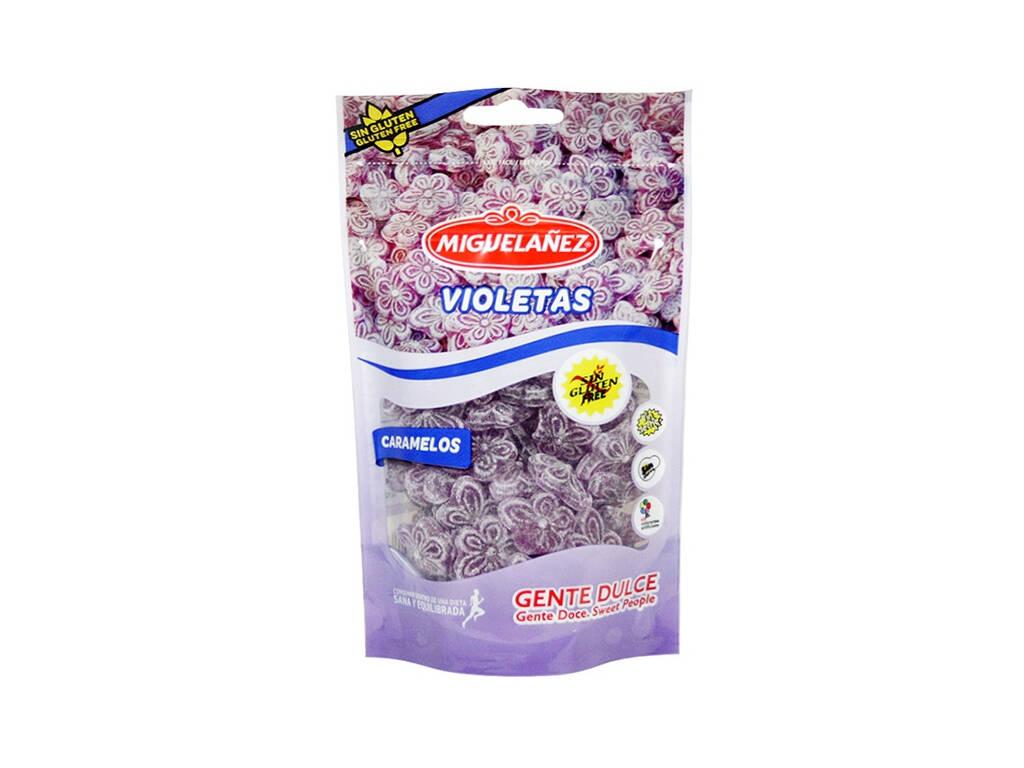 Doypack Pastillas Violeta 125 gr. Miguelañez 130840