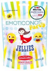 Doypack Jellies Emoti Party 120 gr. Miguelañez 534010