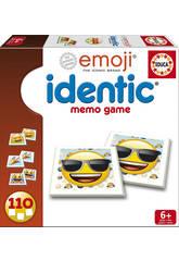 Identic Emoji 110 Cartes