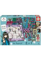 Gorjuss Set Especial 8 en 1 Educa 17291