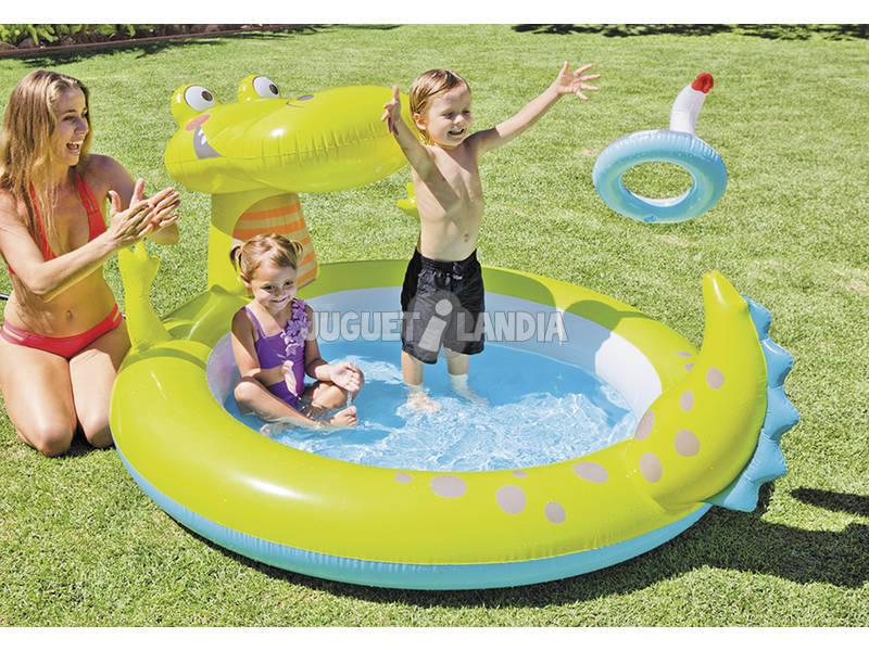 Acheter piscine gonflable ca man 198 x 160 x 91 cm intex for Acheter piscine intex