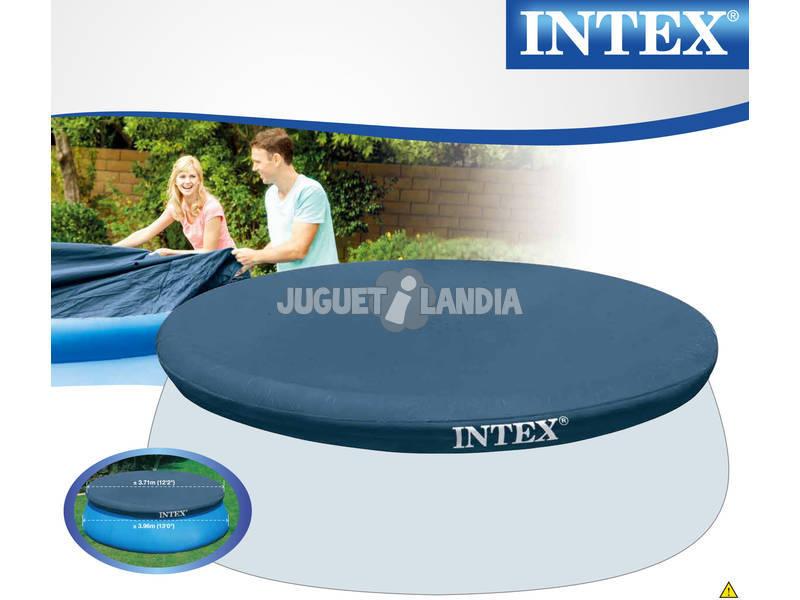 Telo di copertura per piscina 396 cm intex 28026 easy set - Telo per piscina intex ...