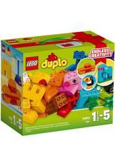 Lego Duplo Boîte Du Constructeur