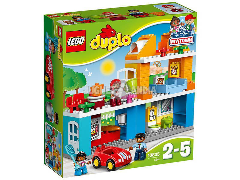 Lego Duplo Casa Familiar 10835