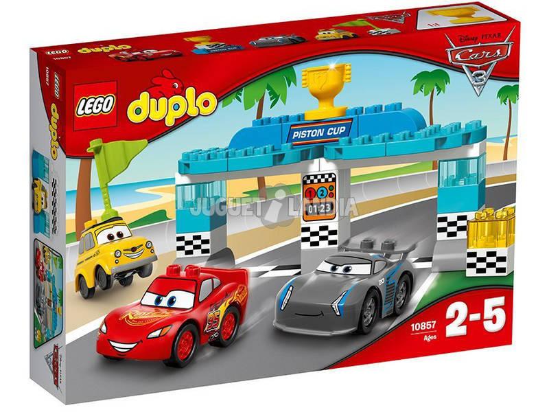 Lego Cars Carrera de la Copa Pistón 10857
