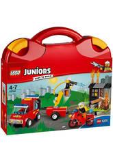 Lego Juniors La Valisette des Pompiers