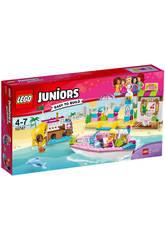 Lego Juniors Vacaciones en la Playa
