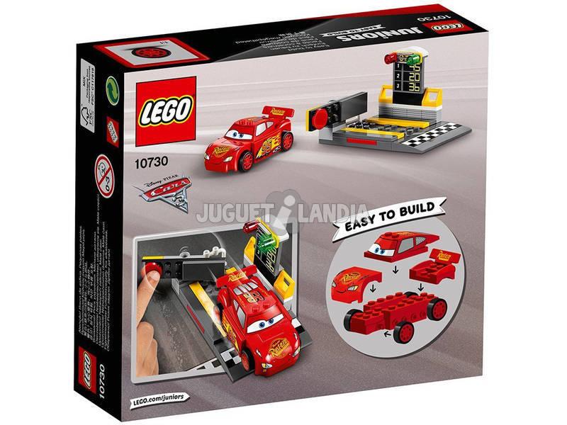 acheter lego juniors le propulseur de flash mcqueen juguetilandia. Black Bedroom Furniture Sets. Home Design Ideas