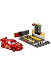 Lego Cars Rampa di Lancio di Saetta McQueen