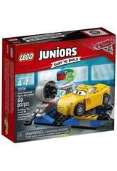 Lego Juniors Cars Simulator Rennen von Cruz Ramírez 10731