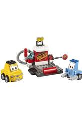 Lego Juniors Puesto De Reparación