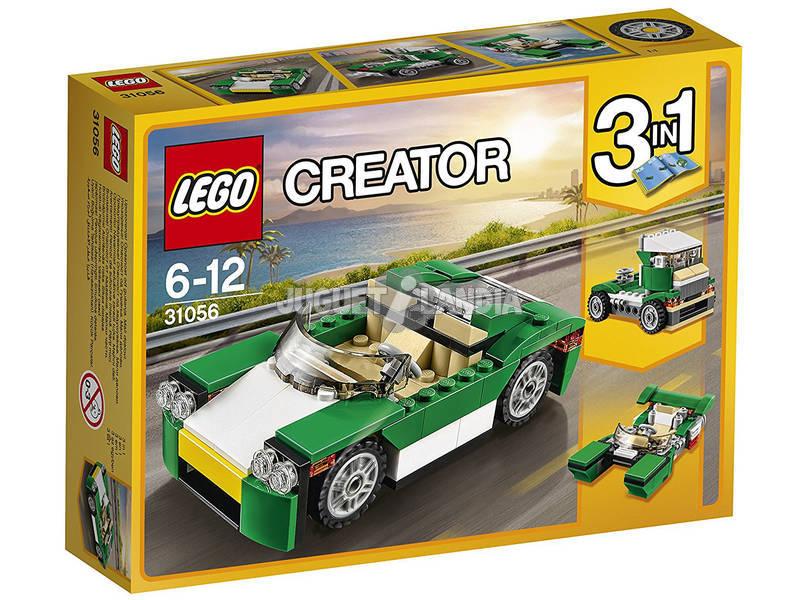 Lego Creator Descapotable Verde