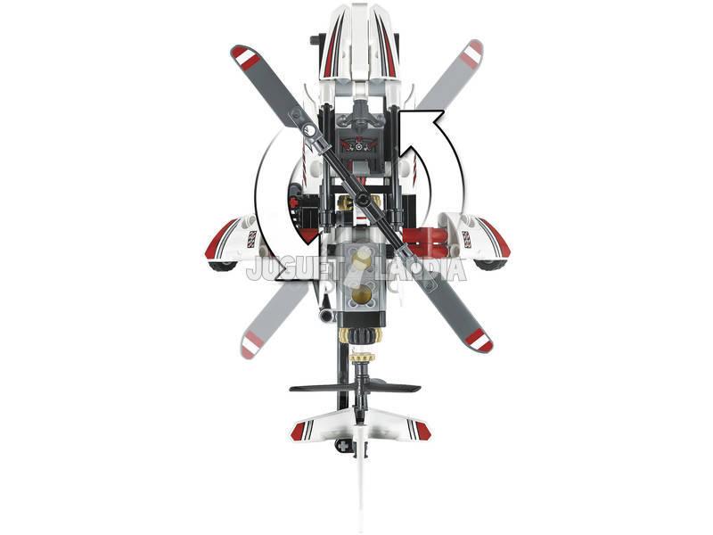 Elicottero Lego Technic : Lego technic elicottero ultraleggero juguetilandia
