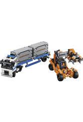 Lego Technic Le Transport du Conteneur