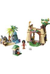 Lego Princesas Aventura en la Isla de Vaiana