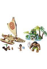 Lego Princesas Viaje Oceánico de Vaiana