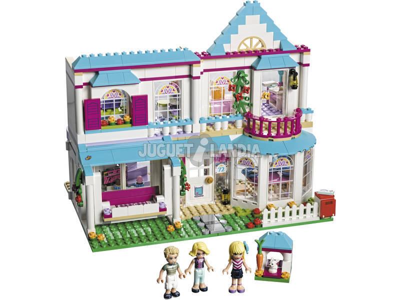 acheter lego friends la maison de st phanie juguetilandia. Black Bedroom Furniture Sets. Home Design Ideas