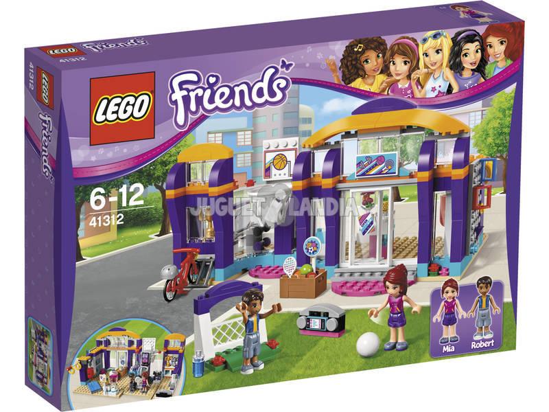 Lego Friends Polideportivo de Heartlake 41312