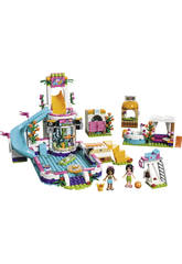 Lego Friends La Piscina all'Aperto di Heartlake