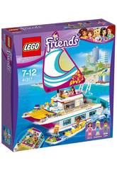 Lego Friends Catamarã