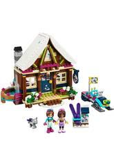 Lego Friends Le Chalet de la Station de Ski
