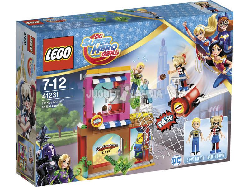 Lego DC Superhero Girls Harley Quinn al Rescate 41231