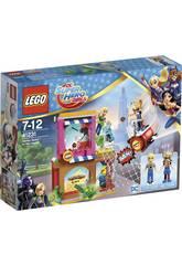 Lego DC Super Hero Girls Harley Quinn al Salvataggio